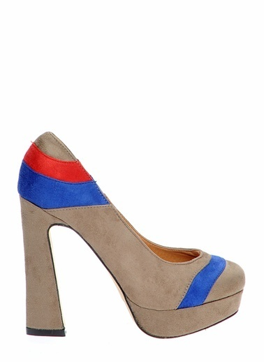 Casa Rossi Ayakkabı Vizon